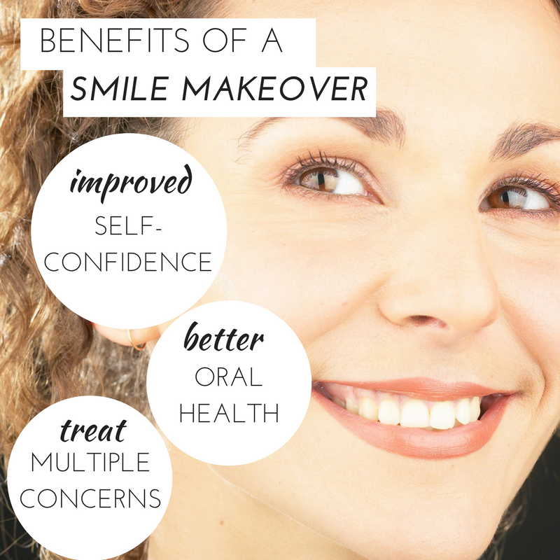 what are the benefits of a smile makeover las vegas